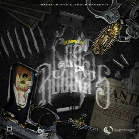 Gunplay - Cops & Robbers (Mixtape)