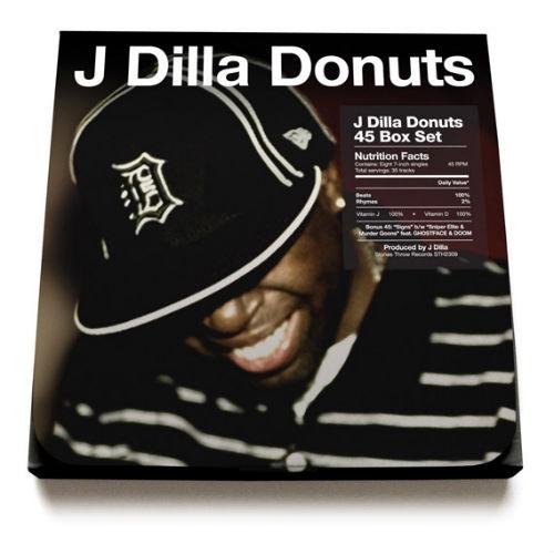 J Dilla - Donuts: 45 Box Set (Full Album Stream)