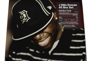 J Dilla - Donuts: 45 Box Set (Full Album Stream)