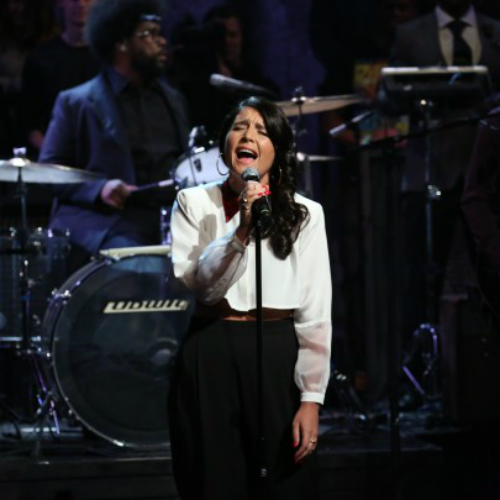 Jessie Ware & The Roots - Wildest Moments (Live on Jimmy Fallon)