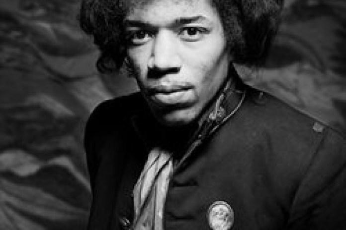 Jimi Hendrix - Somewhere
