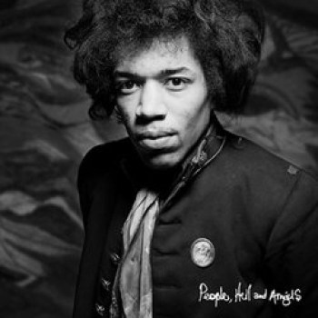 Jimi Hendrix - Somewhere