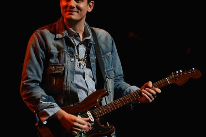 John Mayer Sings Onstage for First Time in Two Years
