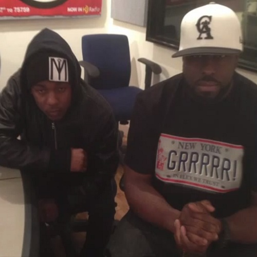 Kendrick Lamar - Funkmaster Flex Freestyle