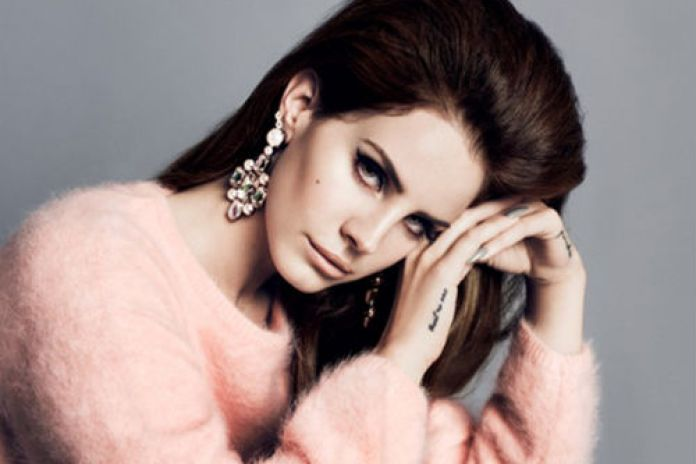 Lana Del Rey Working on New Album