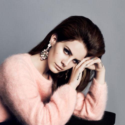 Lana Del Rey Working on New Album