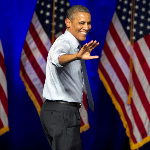 Listen to President Barack Obama's Inauguration Playlist