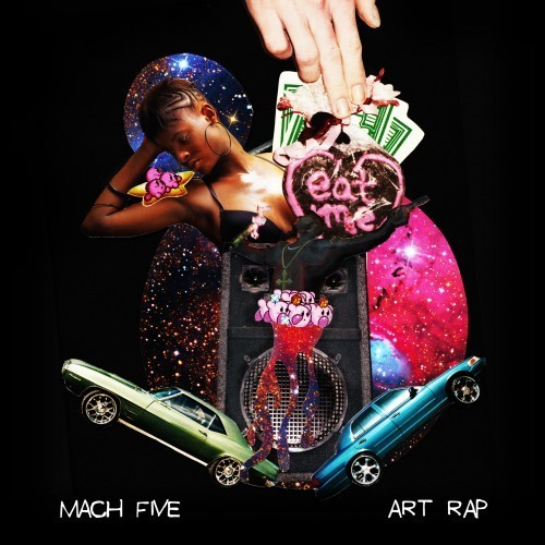 Mach Five featuring Trinidad Jame$ - Who You Rollin' Wit