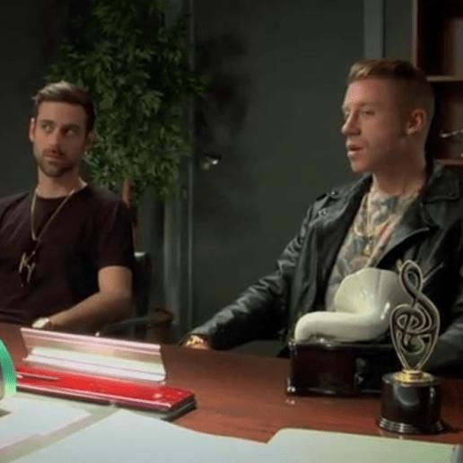 Macklemore & Ryan Lewis Funny or Die Skit
