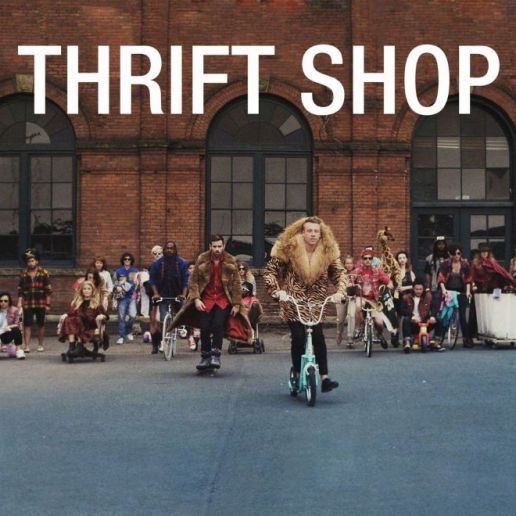 "Macklemore & Ryan Lewis' ""Thrift Shop"" Goes Double Platinum"