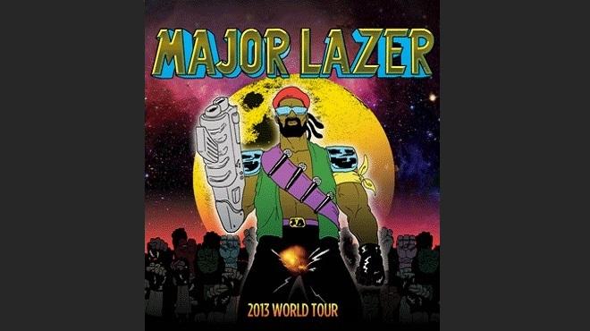 major lazer announce free the universe world tour