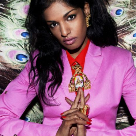 M.I.A. Readies Her Next Album 'Matangi' for April