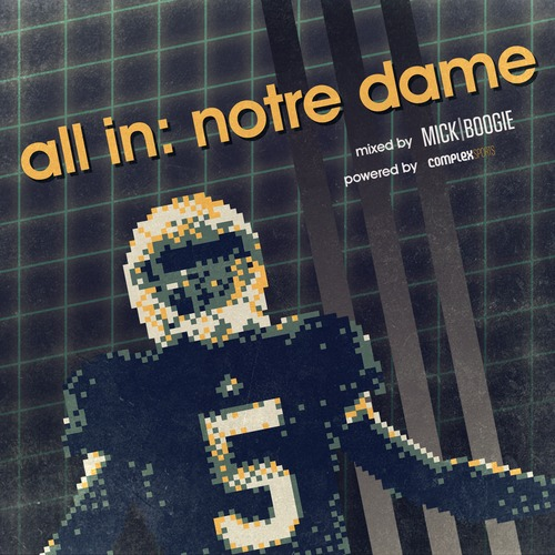 Mick Boogie x adidas - ALL IN: NOTRE DAME (Mixtape)
