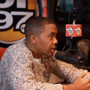"Nas Reacts to Being Named ""The Greatest Lyricist of All-Time"" by CNN"