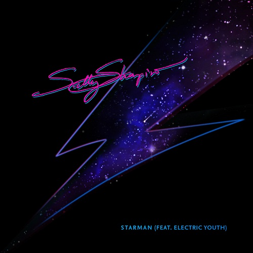 Sally Shapiro featuring Electric Youth - Starman