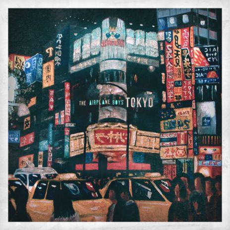 The Airplane Boys - Tokyo