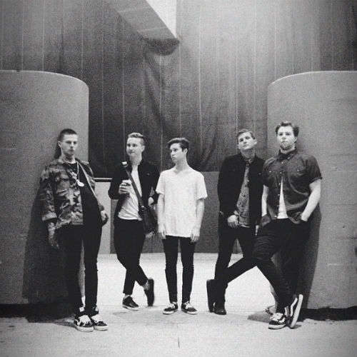 The Neighbourhood - Say My Name (Destiny's Child Cover) & Cry Me A River (Justin Timberlake Cover)