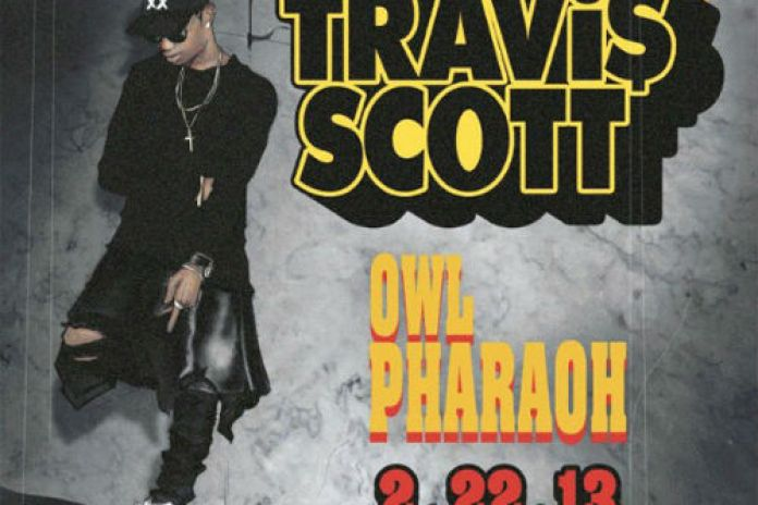 Travi$ Scott Announces Release Date for 'Owl Pharaoh'