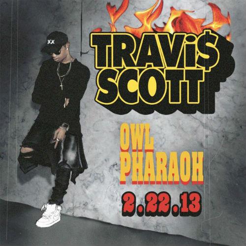 Travi$ Scott Announces Release Date for 'Owl Pharaoh'