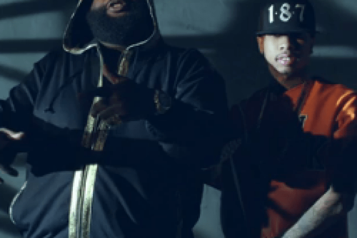 Tyga featuring Rick Ross - Dope