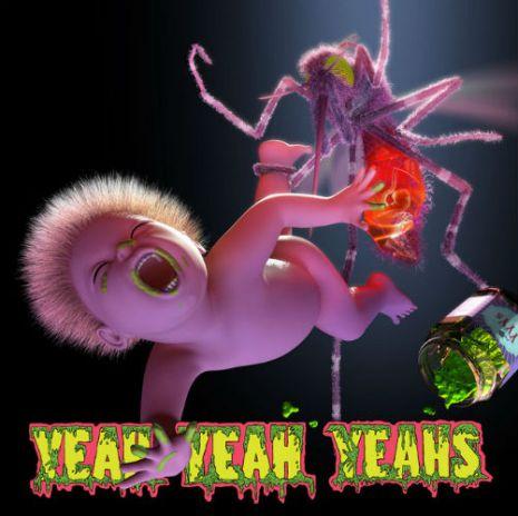 Yeah Yeah Yeahs - Mosquito (Album Cover)