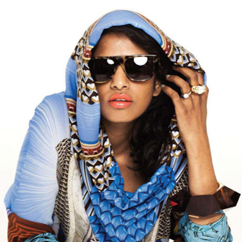 M.I.A. - Doobie (Produced by Danja) (Unreleased)