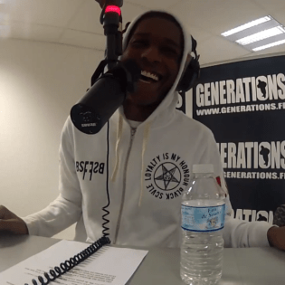 A$AP Rocky - Generations Freestyle