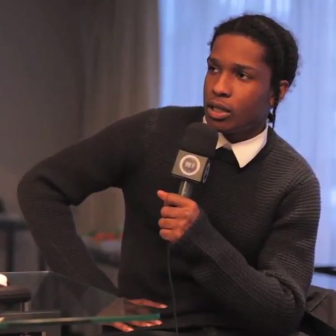 A$AP Rocky Interview with OFIVE