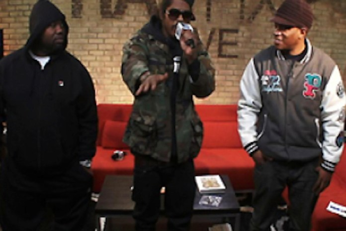 Ab-Soul Drops an Acapella Freestyle on RapFix Live