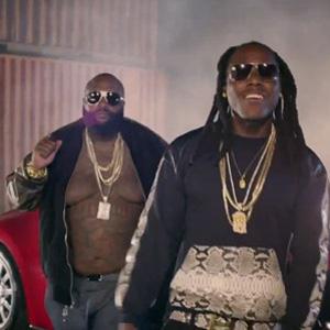Ace Hood featuring Future & Rick Ross - Bugatti