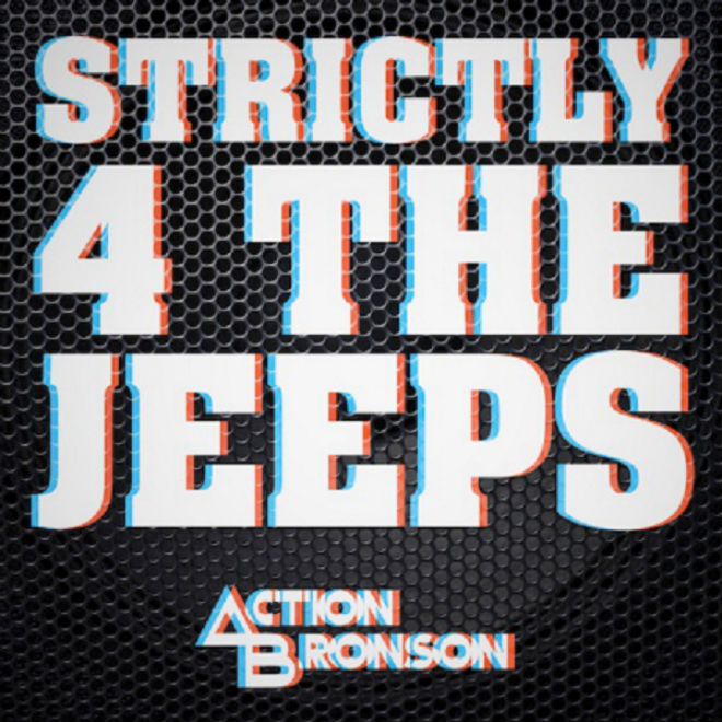 Action Bronson - Strictly 4 The Jeeps (Produced by Harry Fraud)