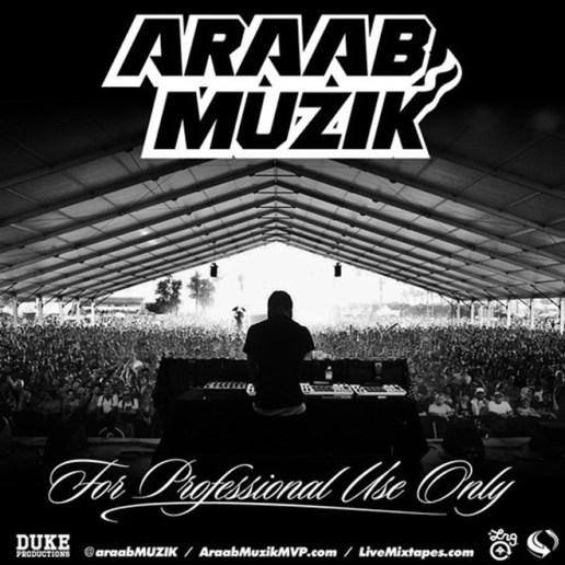 araabMUZIK – For Professional Use Only (Mixtape)