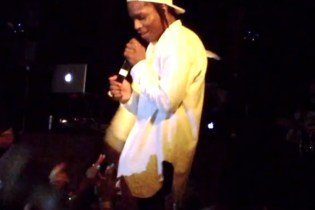 A$AP Rocky - Angels & Fashion Killa (Live in Brooklyn)