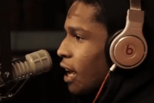"A$AP Rocky - ""Toca Tuesdays"" Freestyle"