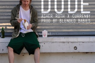 Asher Roth featuring Curren$y - Dude