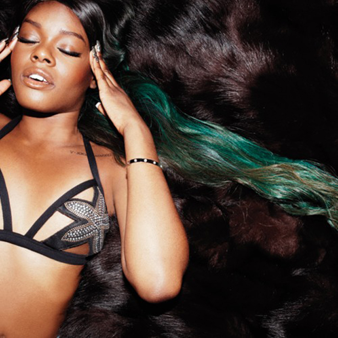 Azealia Banks – Barely Legal (The Strokes Cover)