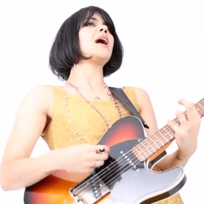 """Bat For Lashes - Marilyn (Live for Vogue's """"Love Songs"""" Series)"""