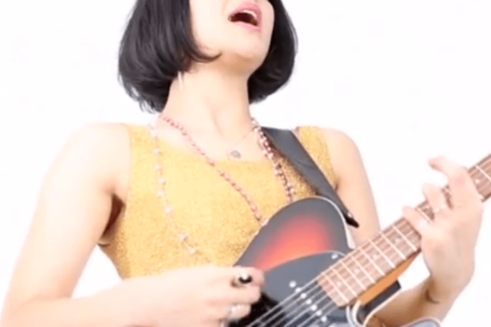 "Bat For Lashes - Marilyn (Live for Vogue's ""Love Songs"" Series)"