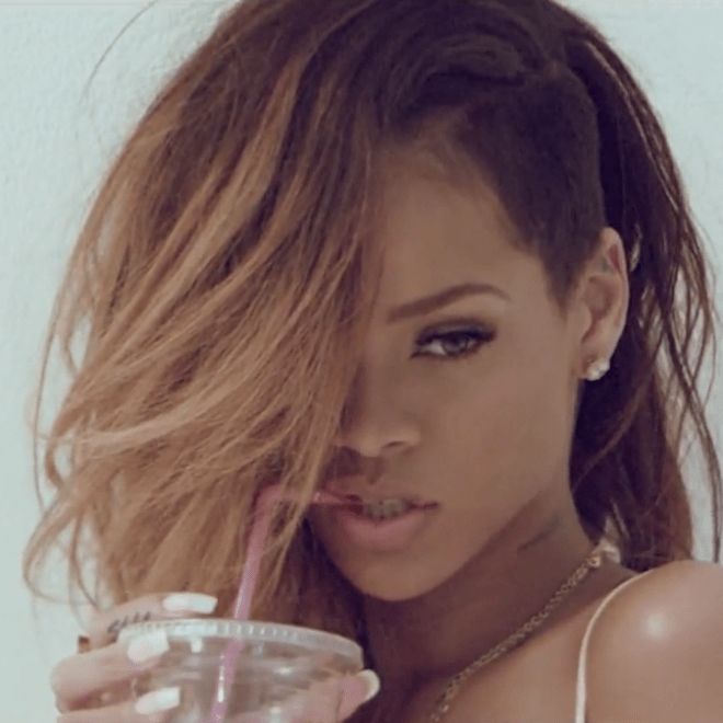 Behind-the-Scenes of Rihanna's Rolling Stone Cover Shoot