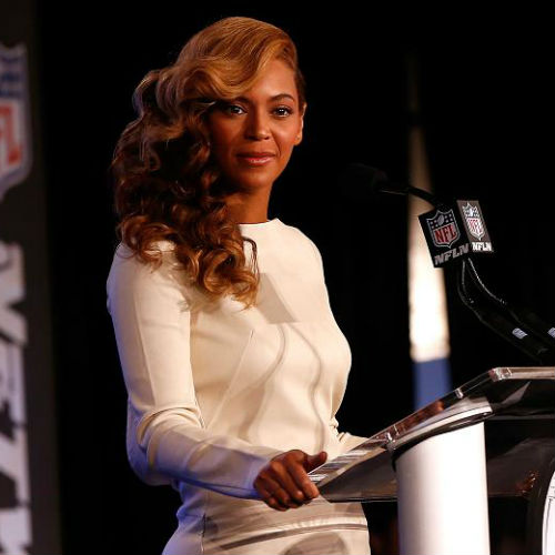 Beyoncé Sings National Anthem A Cappella, Addresses Lip Sync Controversy