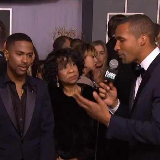 Big Sean's Mom Knew Her Son Would Make It to The Grammys