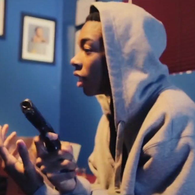 Bishop Nehru featuring Que Hampton - Misruled Order