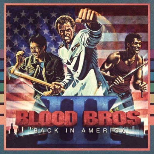 Blood Bros - Back In America