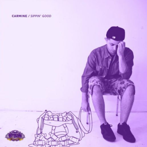 Carmine - Sippin Good (Chopped & Screwed by OG Ron C)