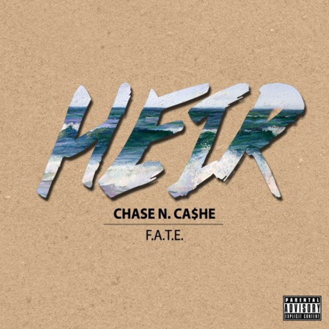 Chase N. Cashe – Heir Waves (Mixtape)
