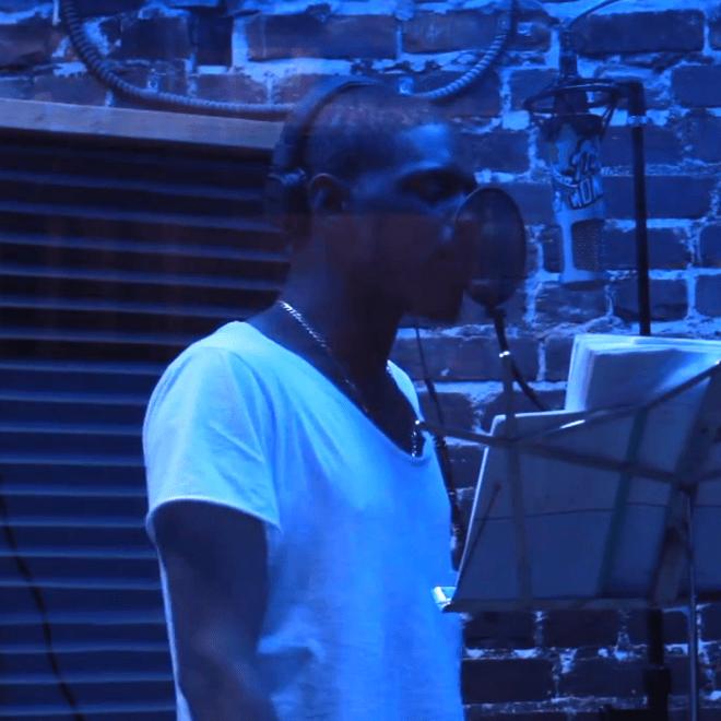 Chuck Inglish & A$AP MOB Session at Truth Studios