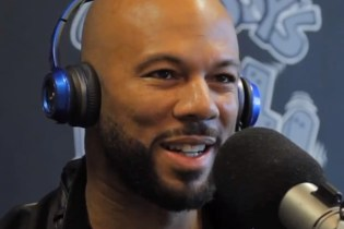 Common Talks G.O.O.D. Music, New Film & Kim and Kanye