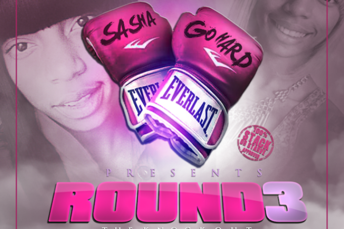Download Sasha Go Hard's Round 3 Mixtape featuring Diplo, Kreayshawn, Le1f and More