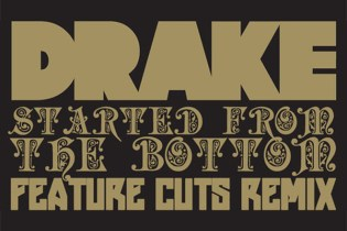 Drake - Started From The Bottom (Feature Cuts Remix)