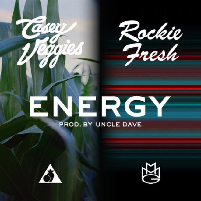 Casey Veggies & Rockie Fresh – Energy